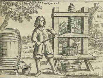 The Wittenham Hill Cider Portal